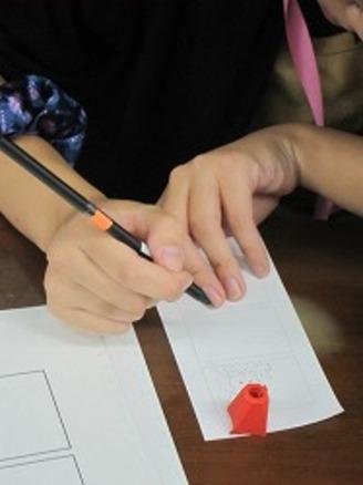 【終了】第1回 まんがの描き方教室(2)