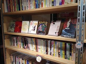 マンガナイトの本棚が更新されました(2014年2月)