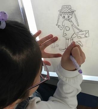 【終了】キャラクターづくり教室を開催します(2016年7月)